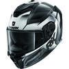 Shark Spartan GT Carbon Shestter Motorcycle Helmet & Visor Thumbnail 4