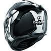 Shark Spartan GT Carbon Shestter Motorcycle Helmet & Visor Thumbnail 10