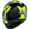 Shark Spartan GT Carbon Shestter Motorcycle Helmet & Visor Thumbnail 12