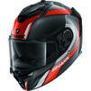 Shark Spartan GT Carbon Tracker Motorcycle Helmet & Visor Thumbnail 7