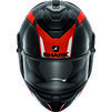 Shark Spartan GT Carbon Tracker Motorcycle Helmet & Visor Thumbnail 11