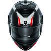 Shark Spartan GT Carbon Tracker Motorcycle Helmet & Visor Thumbnail 8