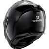 Shark Spartan GT Carbon Skin Motorcycle Helmet & Visor Thumbnail 6