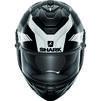 Shark Spartan GT Elgen Motorcycle Helmet & Visor Thumbnail 9