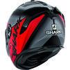 Shark Spartan GT Elgen Motorcycle Helmet & Visor Thumbnail 12