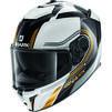 Shark Spartan GT Tracker Motorcycle Helmet & Visor Thumbnail 4