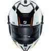 Shark Spartan GT Tracker Motorcycle Helmet & Visor Thumbnail 8