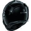 Shark Spartan GT Blank Motorcycle Helmet & Visor Thumbnail 12