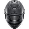 Shark Spartan GT Blank Motorcycle Helmet & Visor Thumbnail 10
