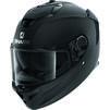 Shark Spartan GT Blank Motorcycle Helmet & Visor Thumbnail 7