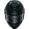 Shark Spartan GT Blank Motorcycle Helmet & Visor Thumbnail 11