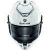 Shark Spartan GT Blank Motorcycle Helmet & Visor Thumbnail 9