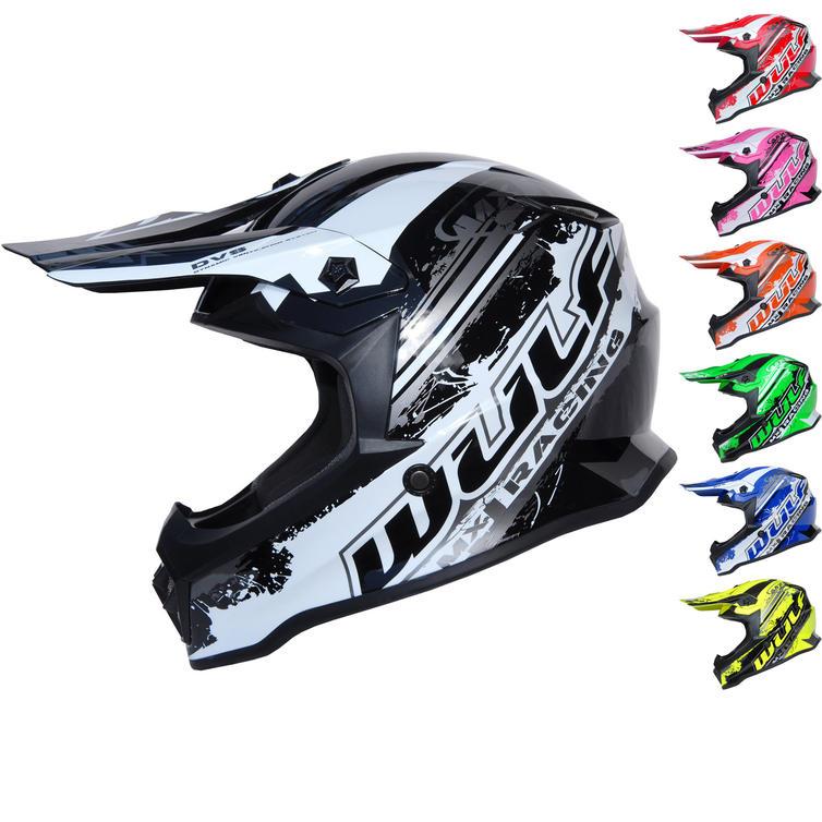 Wulf Off Road Pro Kids Motocross Helmet