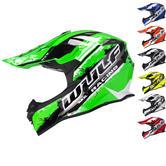 Wulf Off Road Pro Motocross Helmet
