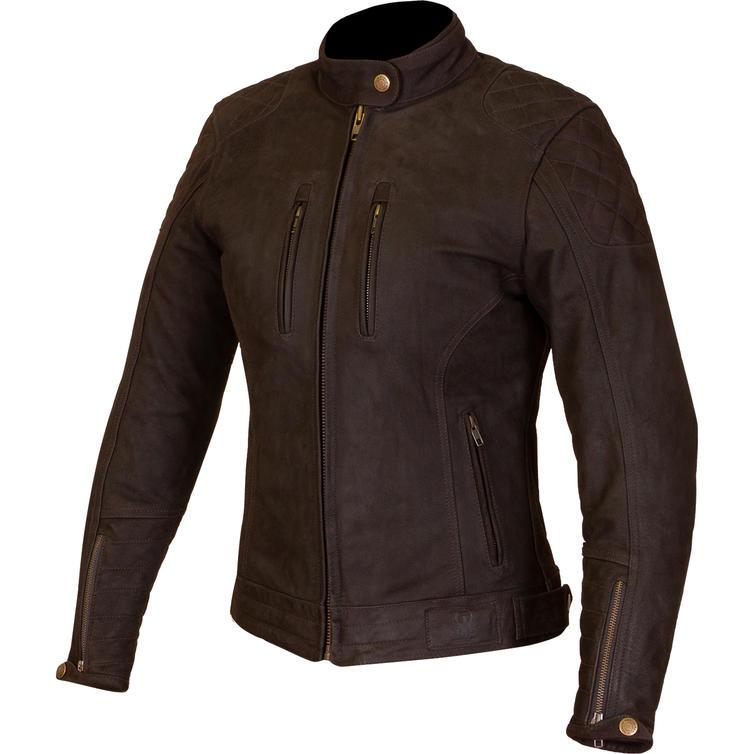 Merlin Mia Ladies Leather Motorcycle Jacket