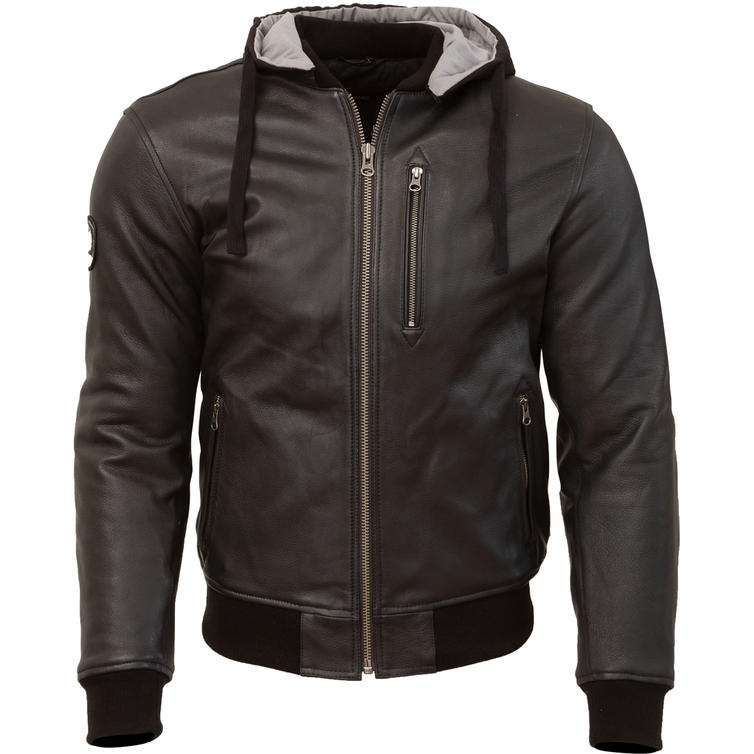 Merlin Trance Leather Motorcycle Jacket