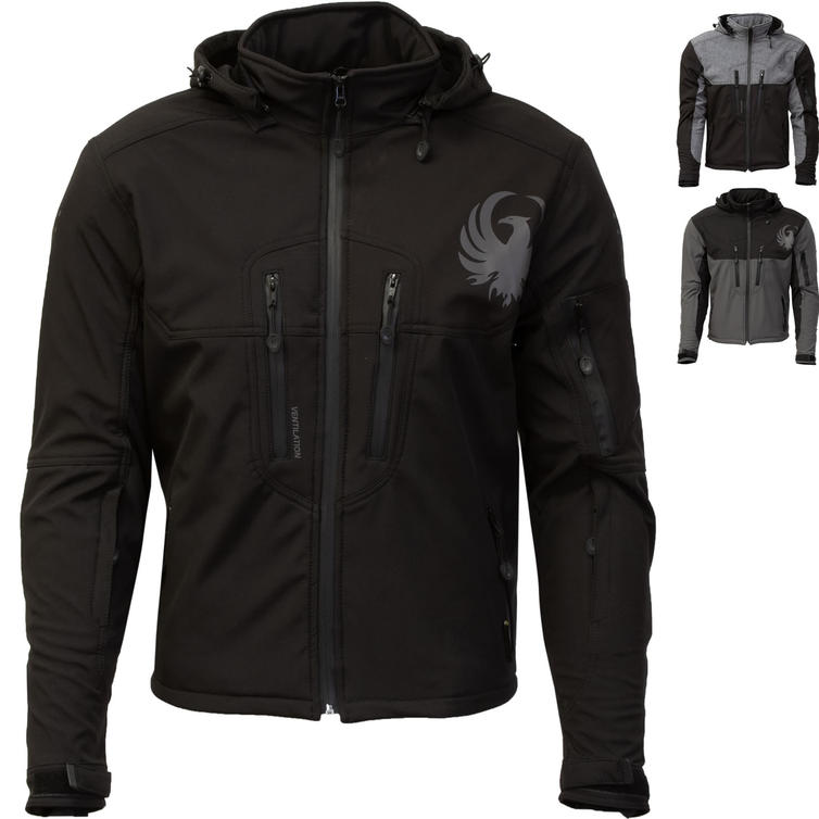 Merlin Dune Softshell Motorcycle Jacket