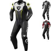 Rev It Argon One Piece Leather Motorcycle Suit