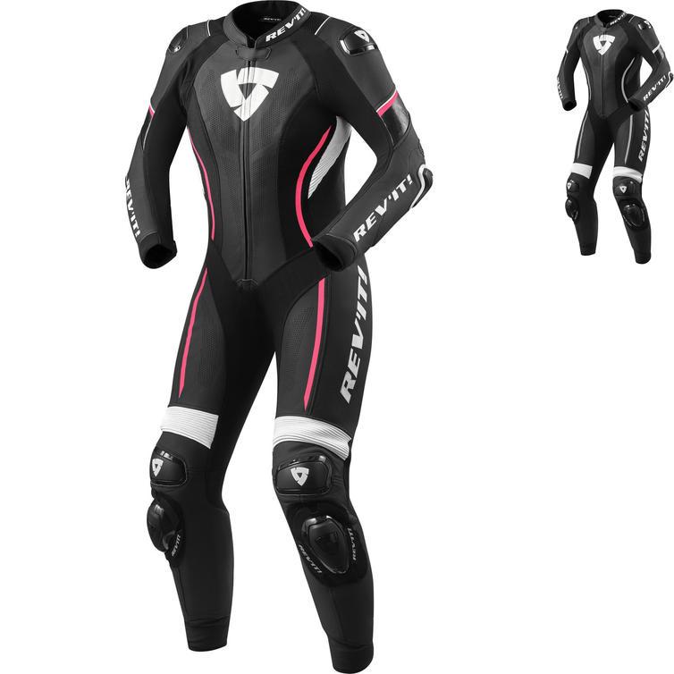 Rev It Xena 3 Ladies One Piece Leather Motorcycle Suit