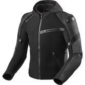 Rev It Target H2O Leather Motorcycle Jacket