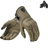 Rev It Fly 3 Leather Motorcycle Gloves