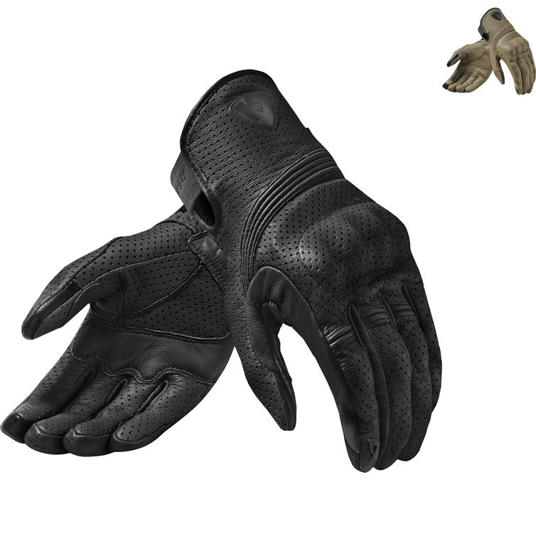 Rev It Fly 3 Ladies Leather Motorcycle Gloves