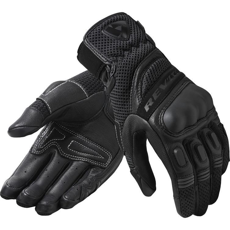 Rev It Dirt 3 Ladies Leather Motorcycle Gloves