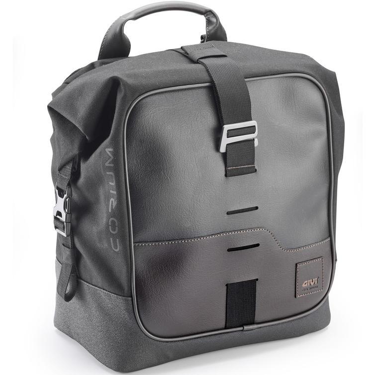 Givi Corium Range Side Bag 16L Black (1pc) (CRM102)