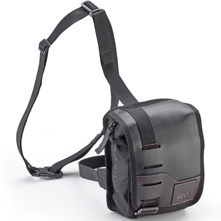 Givi Corium Range Leg Bag 4L Black (CRM104)