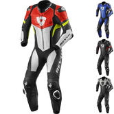 Rev It Hyperspeed One Piece Leather Motorcycle Suit