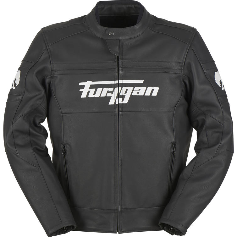 Furygan Houston V3 Leather Motorcycle Jacket