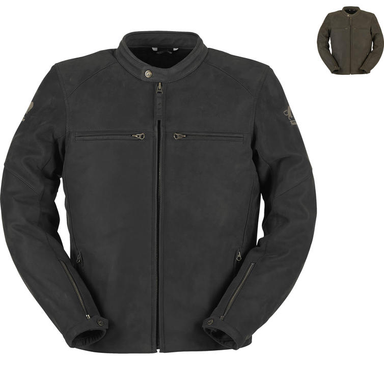 Furygan Vince V3 Leather Motorcycle Jacket