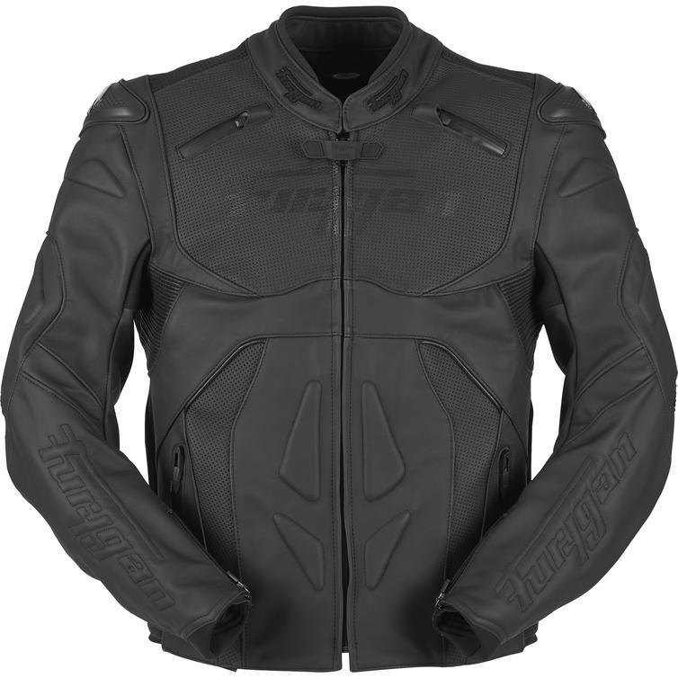 Furygan Ghost Leather Motorcycle Jacket