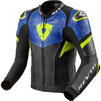 Rev It Hyperspeed Pro Leather Motorcycle Jacket Thumbnail 3