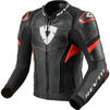 Rev It Hyperspeed Pro Leather Motorcycle Jacket Thumbnail 4