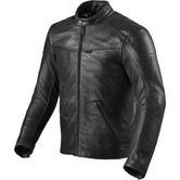 Rev It Sherwood Leather Motorcycle Jacket