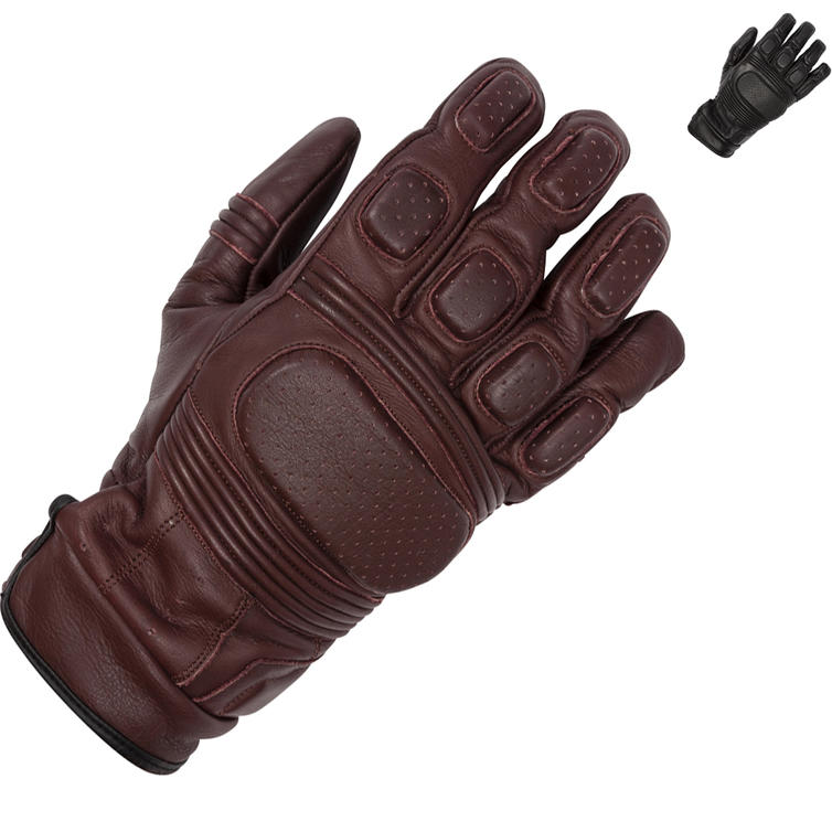 Spada Clincher CE Leather Motorcycle Gloves
