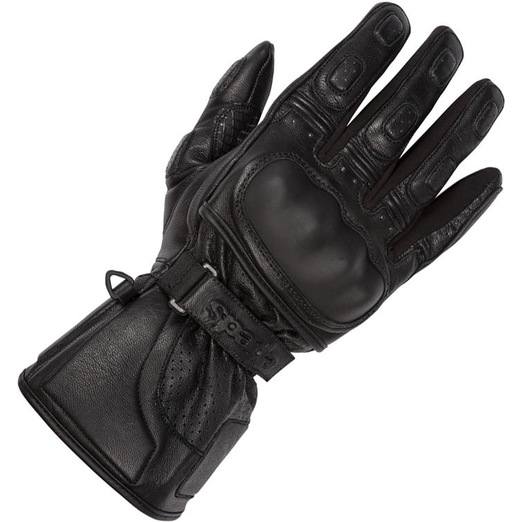 Spada Skeeter CE Leather Motorcycle Gloves