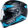 HJC RPHA 70 Shuky Motorcycle Helmet Thumbnail 3
