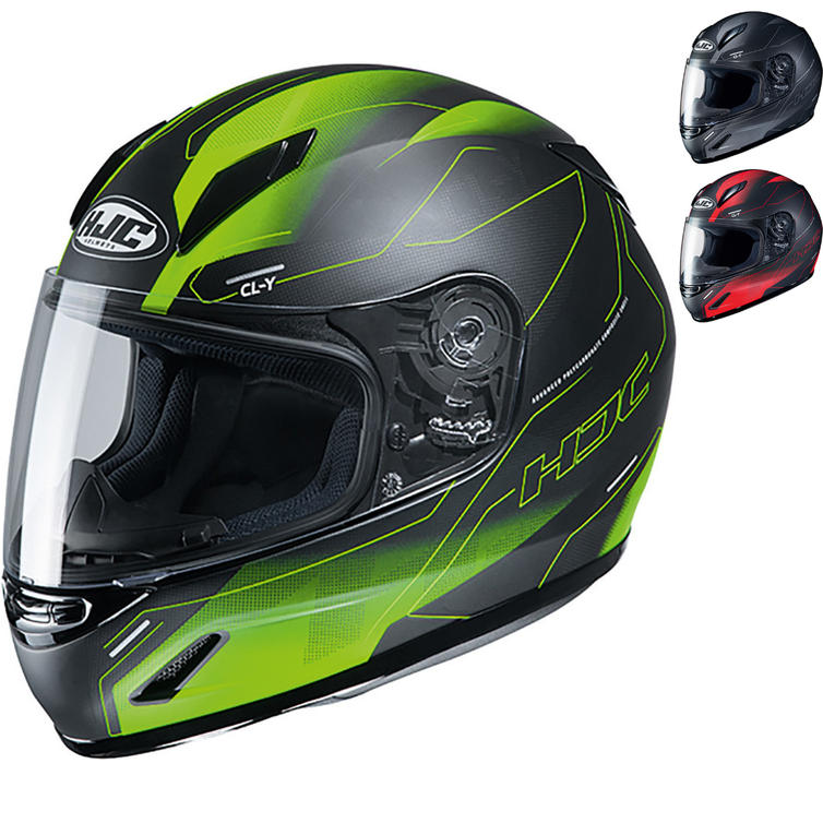 HJC CL-Y Taze Youth Motorcycle Helmet