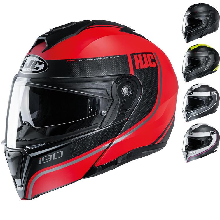 HJC I90 Davan Flip Front Motorcycle Helmet