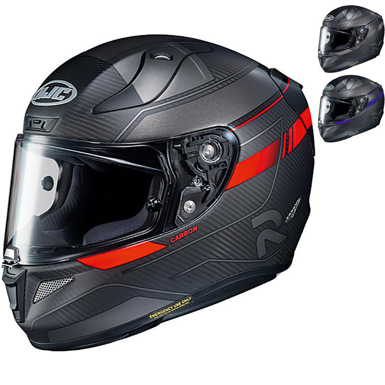 HJC RPHA 11 Nakri Carbon Motorcycle Helmet