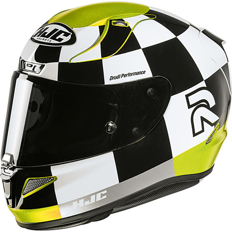 HJC RPHA 11 Misano Motorcycle Helmet
