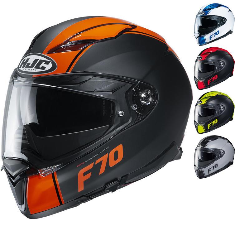 HJC F70 Mago Motorcycle Helmet