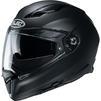 HJC F70 Plain Motorcycle Helmet Thumbnail 3