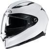 HJC F70 Plain Motorcycle Helmet Thumbnail 4