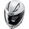 HJC F70 Plain Motorcycle Helmet Thumbnail 7
