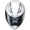 HJC F70 Plain Motorcycle Helmet Thumbnail 8