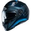 HJC I70 Tas Motorcycle Helmet Thumbnail 3