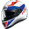 HJC I70 Tas Motorcycle Helmet Thumbnail 5